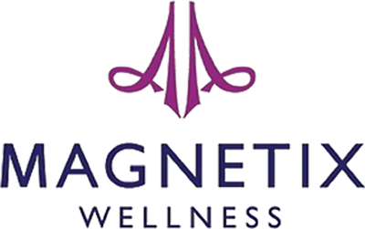 wellbeing living magnetix wellness logo