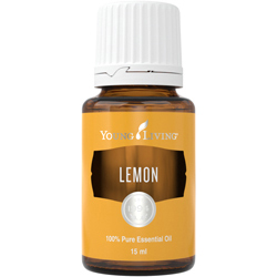wellbeing lemon oil
