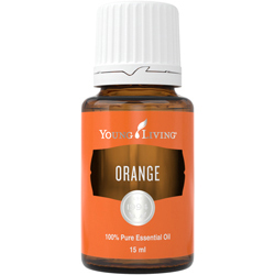 wellbeing orange oil