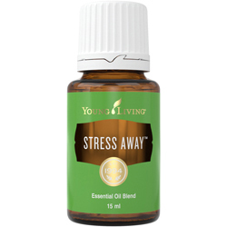 wellbeing stress away oil