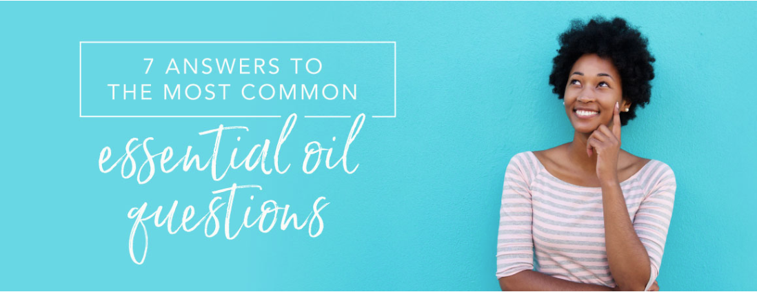 Seven answers to the most common essential oil questions 5