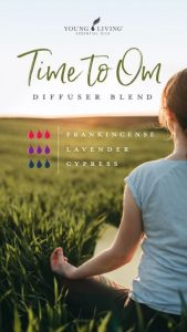 Mindfulness with Essential Oils 6